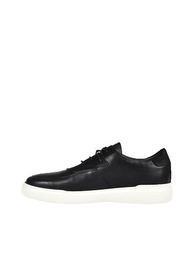 Dr.Flexer 253502 HakıkıDerıErkek Comfort Ayakkabı Sıyah-Beyaz Siyah
